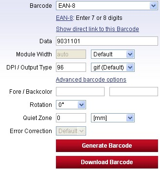 5 Online Barcode Generators to Generate a Barcode - 5FOUND !
