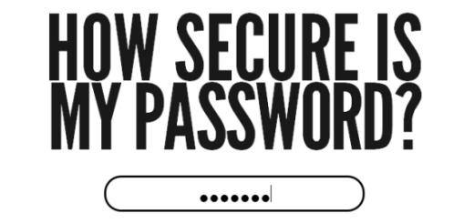 check password strength