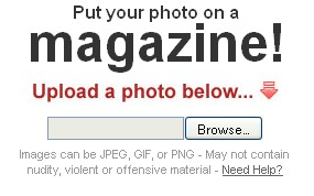 5 Websites To Make Fake Magazine Covers With Your Photos