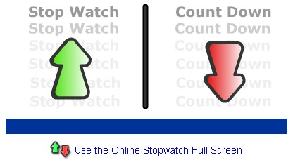 stopp watch count